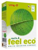 Порошок стиральный для белых вещей FEEL ECO white washing powder коробка (1.33 кг)