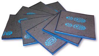 Дезинфекционный коврик Агровет (100*100*3 см)