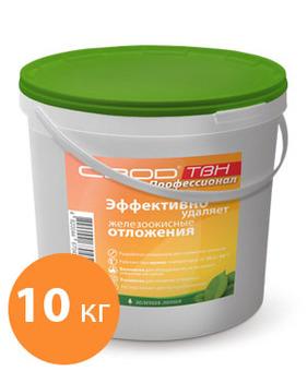 """Реагент """"СВОД-ТВН"""" Professional для удаления железо-окисных отложений (10 кг)"""
