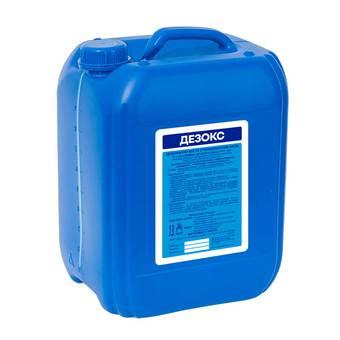 Средство дезинфицирующее Дезокс канистра (22 кг)