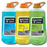 Зимний омыватель стекла MasterCleaner -20C цитрус (4л)