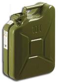 Канистра для бензина металлическая Gelg (Польша) 10 л